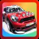 Logo Kids Rally Car Racing