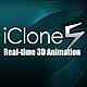 Logo iClone 5 Pro