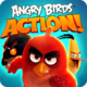 Logo Angry Birds Action ! iOS