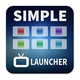 Logo Simple TV Launcher Android
