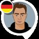 Logo Matthias TTS voice (German)