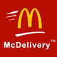 Logo McDelivery