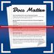 Logo Docs Matter – Document Reader