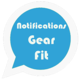 Logo Notifications for Gear Fit