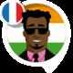 Logo Adama, the Nigerien voice (Fr)