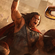 Logo Conan unconquered