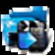 Logo AnyMP4 iPhone Vidéo Convertisseur pour Mac
