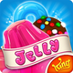 Logo Candy Crush Jelly Saga Android