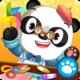 Logo Cours d'Art avec Dr. Panda
