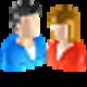 Logo Large People Icons