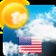 Logo Météo pour les USA