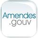 Logo Amendes.gouv iOS