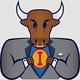 Logo InvinciBull VPN Mac
