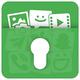 Logo Comodo App Lock Android