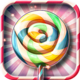 Logo Candy Star : Sweet Shop
