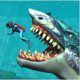 Logo Whale Shark Attack Simulator Android