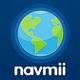 Logo Navmii GPS gratuit iOS