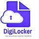 Logo Digilocker Mobile