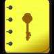 Logo Bloc-notes en toute sécurité