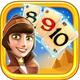 Logo Pyramid Solitaire Saga iOS