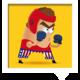 Logo Voix Rocky (français)