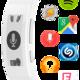 Logo AppLauncher for SmartBand