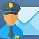 Logo Anti spam