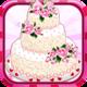 Logo Jeu de gâteau pour marié