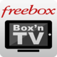 Logo Box'n TV iOS