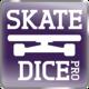 Logo Skate Dice Pro