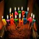 Logo Birthday Card
