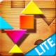 Logo Mes premiers Tangrams Lite