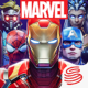 Logo Marvel Super war IOS