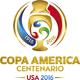 Logo Calendrier de la Copa America 2016