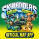 Logo Skylanders SWAP Force Map App