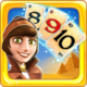 Logo Pyramid Solitaire Saga Android