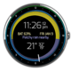 Logo Krona Sunlight Watchface