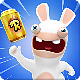 Logo Lapins Crétins Crazy Rush Android