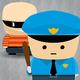 Logo Police Fury Free Game