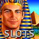 Logo Slots – Pharaoh's Fire