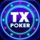 Logo TX Poker – Texas Holdem Online
