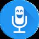 Logo Changeur de voix avec effets