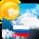 Logo Météo pour la Russie