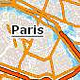 Logo Carte Interactive des inondations de Paris