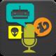 Logo Changeur de voix Android