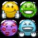 Logo Text Smileys Minis ™