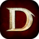 Logo Diablo Immortal IOS