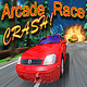 Logo Arcade Race – Crash