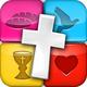 Logo Bible – Quiz Jeu Religieux 3D