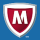 Logo McAfee Antivirus Plus